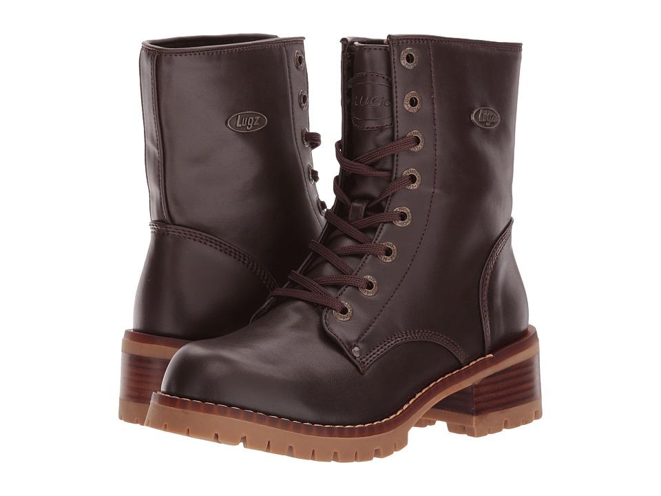 Lugz - Tamar (Red/Brown/Gum) Women's Shoes