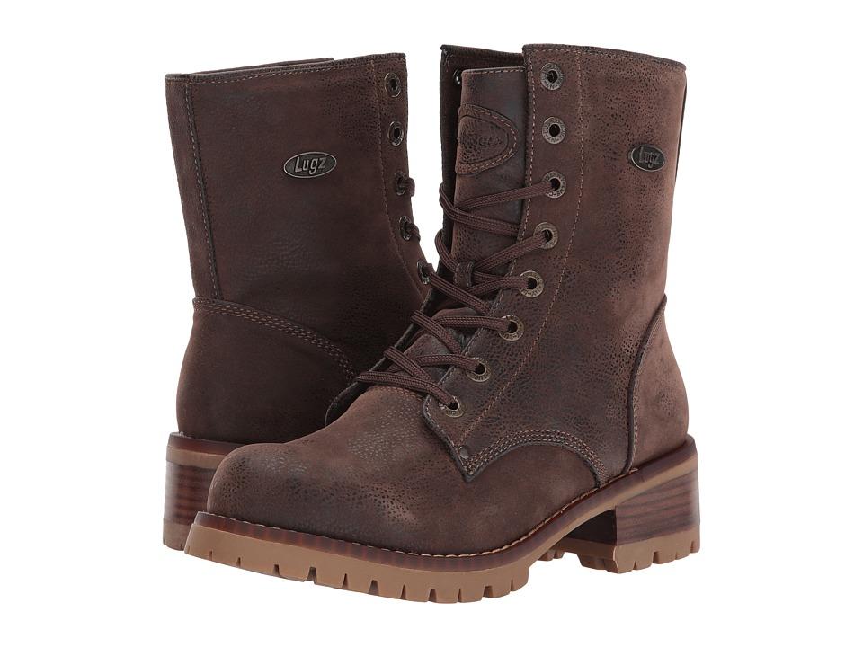 Lugz - Tamar (Saddle/Gum) Women's Shoes