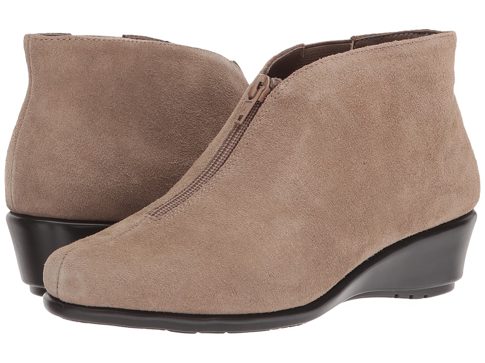 Aerosoles Allowance (Taupe Suede) Women