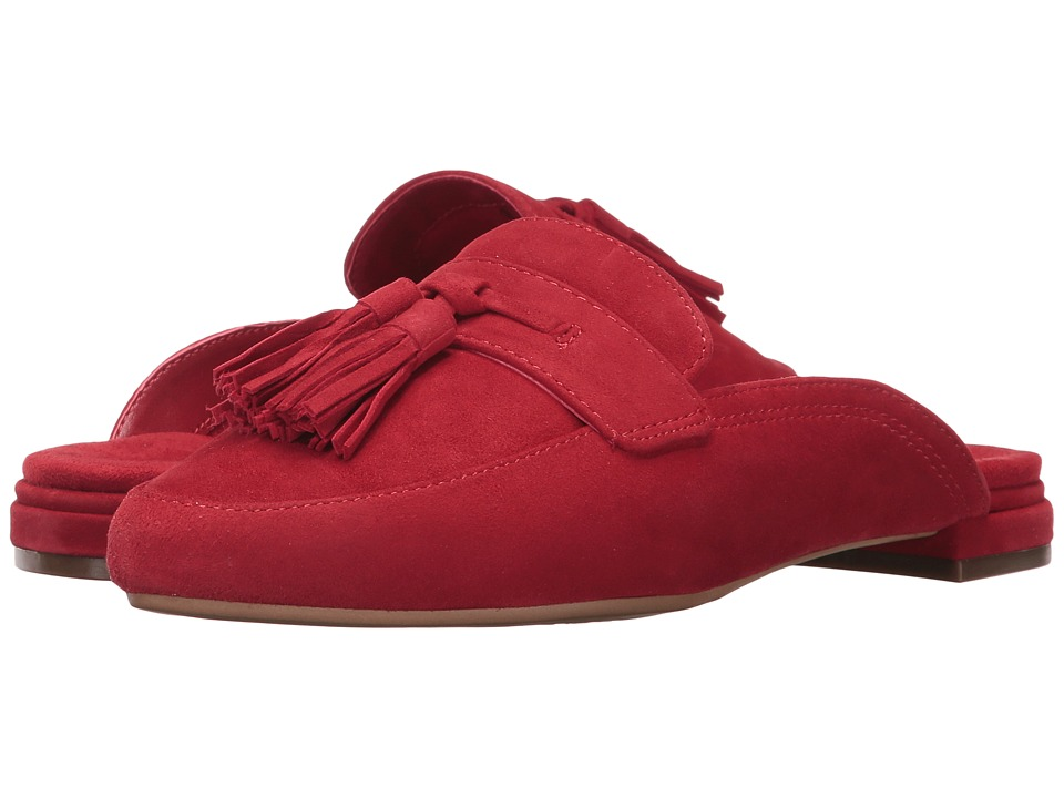 Aerosoles Best Girl (Red Suede) Women