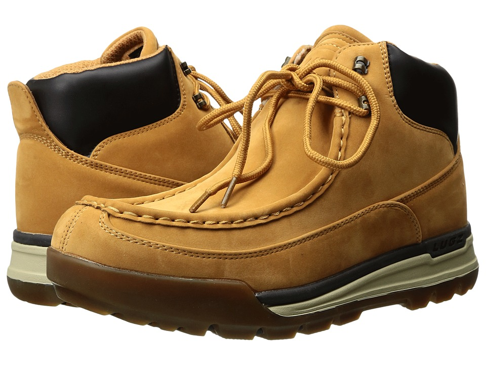 Lugz - Breech (Golden Wheat/Bark/Cream/Gum) Men's Shoes