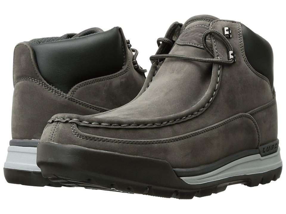 Lugz - Breech (Charcoal/Dark Charcoal/Grey) Men's Shoes
