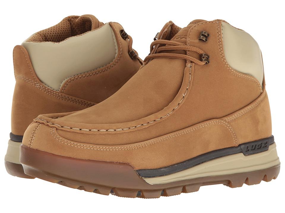Lugz - Breech (Cashew/Bark/Cream/Gum) Men's Shoes