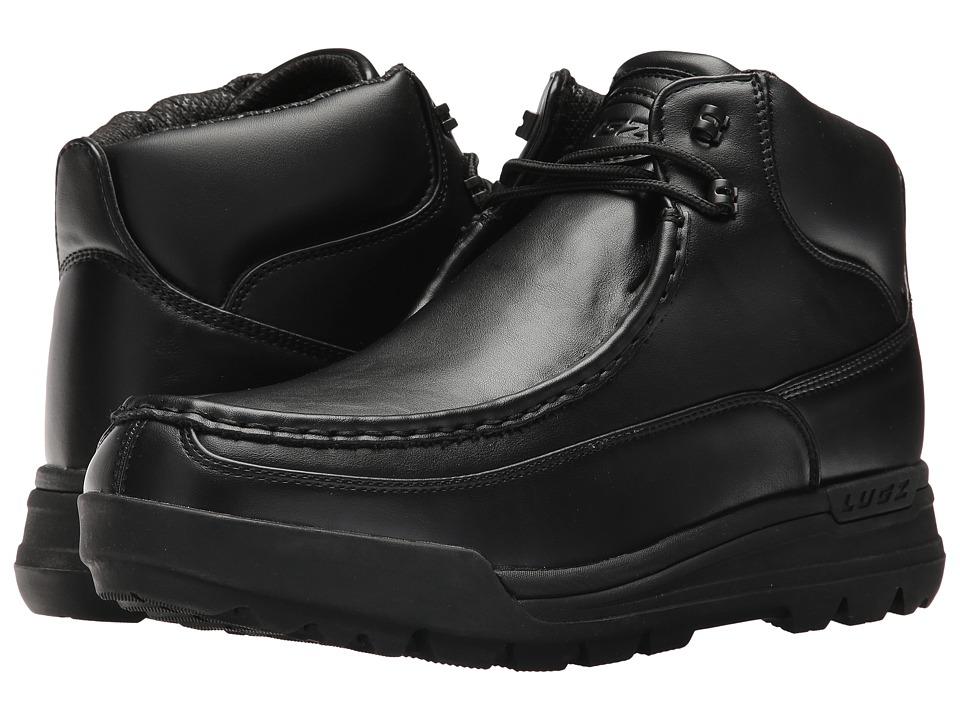 Lugz - Breech (Black) Men's Shoes