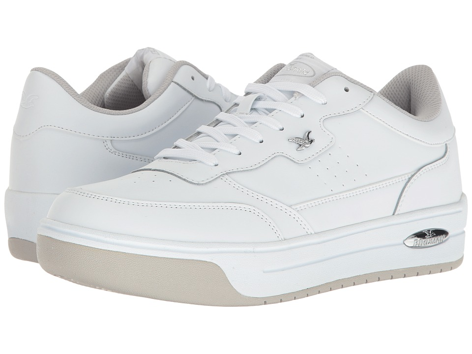 Lugz - Birdman (White/Light Grey) Men's Shoes