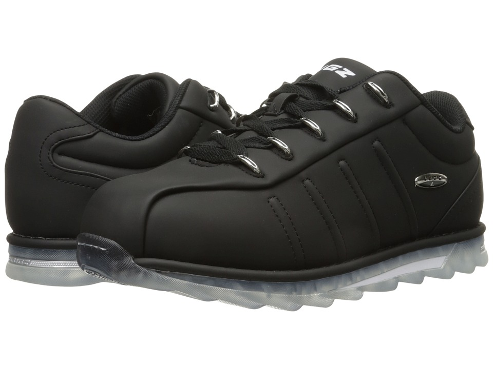 Lugz - Changeover Ice (Black/Clear) Men's Shoes