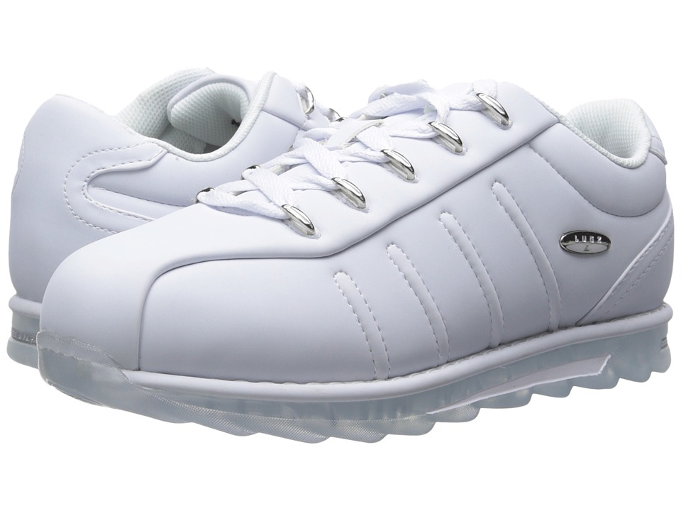 Lugz - Changeover Ice (White/Clear) Men's Shoes