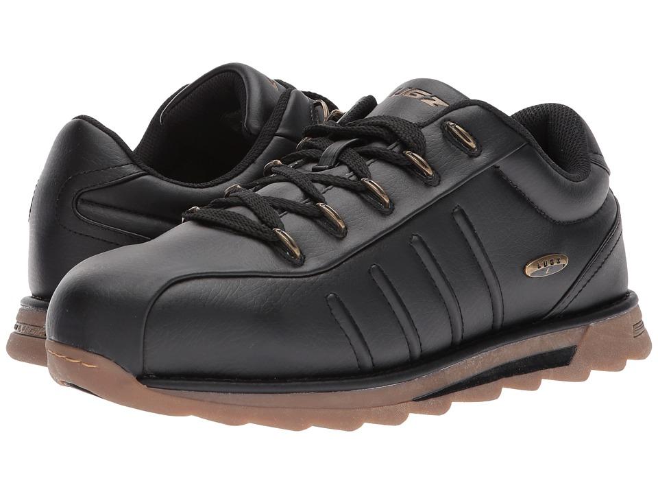 Lugz - Changeover (Black/Gum) Men's Lace up casual Shoes