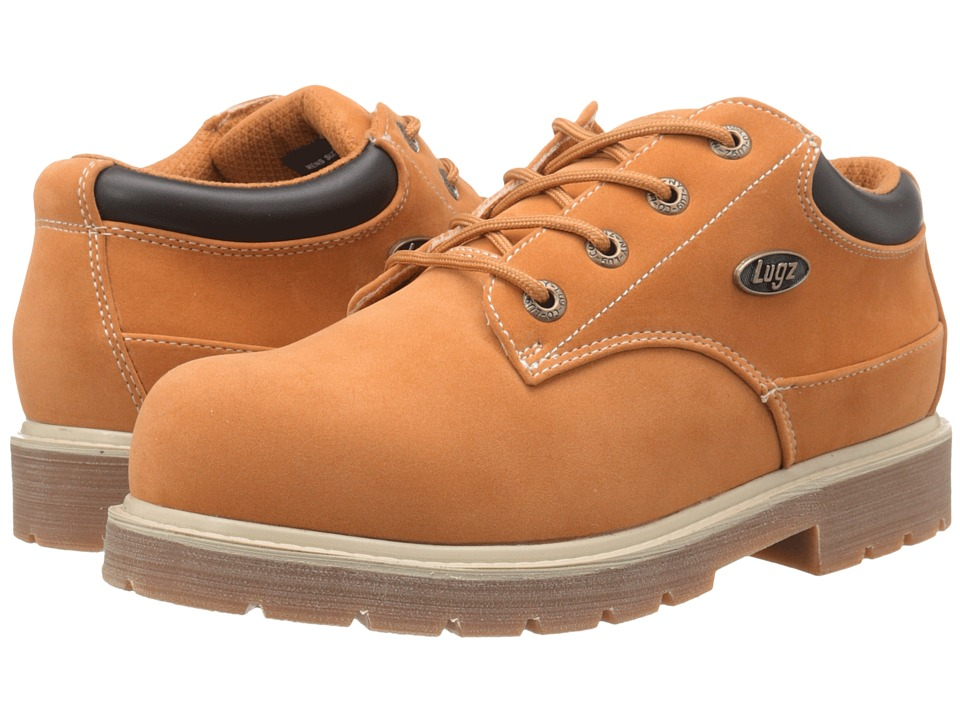 Lugz Drifter Lo Lx (Golden Wheat/Bark/Cream/Gum) Men