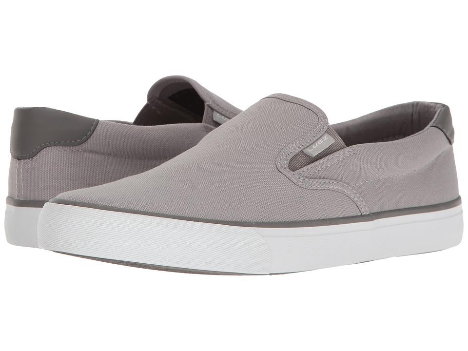 Lugz - Clipper (Alloy/Charcoal/White) Men's Shoes