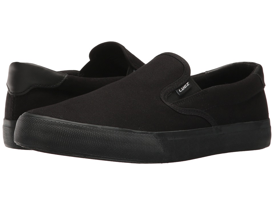 Lugz - Clipper (Black) Men's Shoes