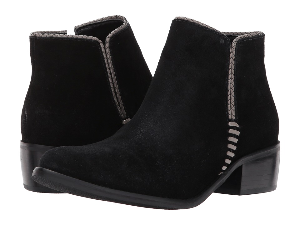 Matisse Merge (Black Suede) Women