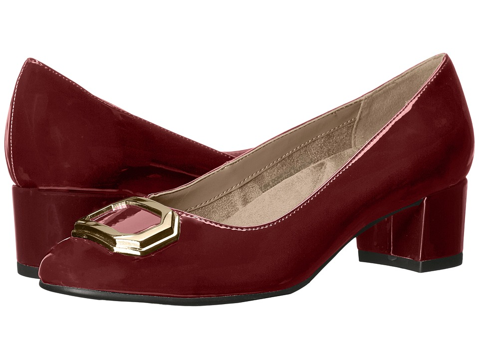 Aerosoles Compadre (Red Patent) Women