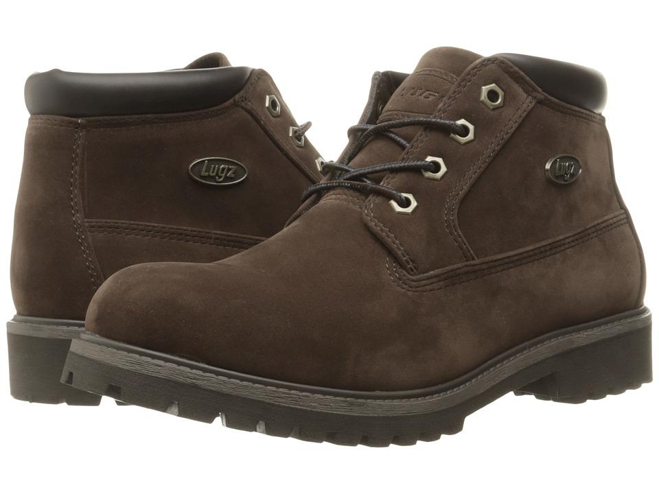 Lugz - Huddle (Chocolate/Bark) Men's Boots