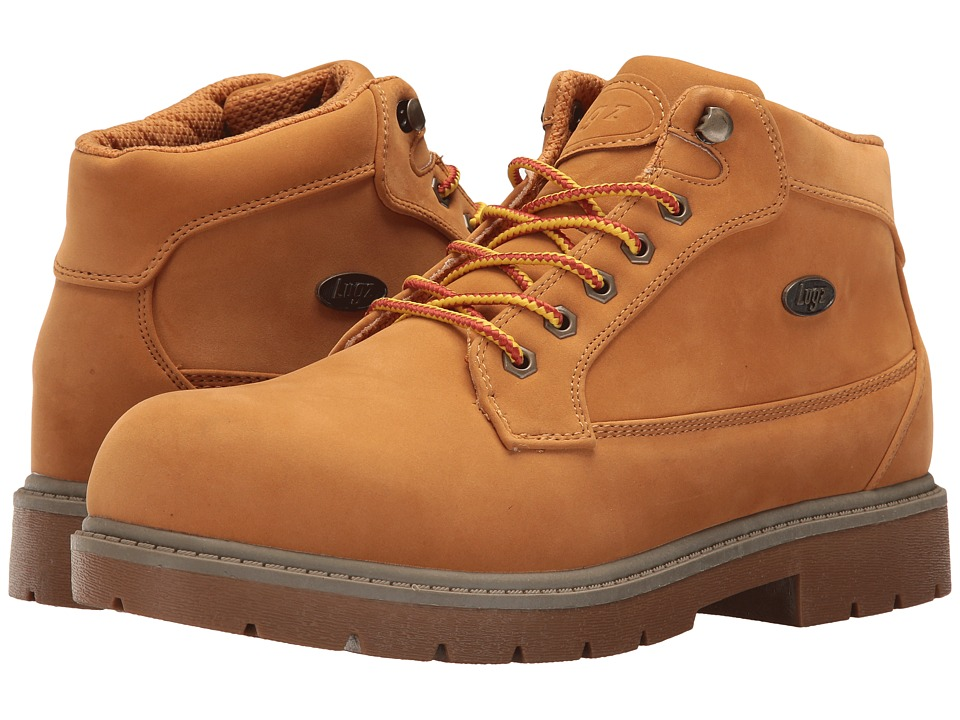 Lugz - Mantle Mid (Golden Wheat/Tan/Khaki/Gum) Men's Shoes