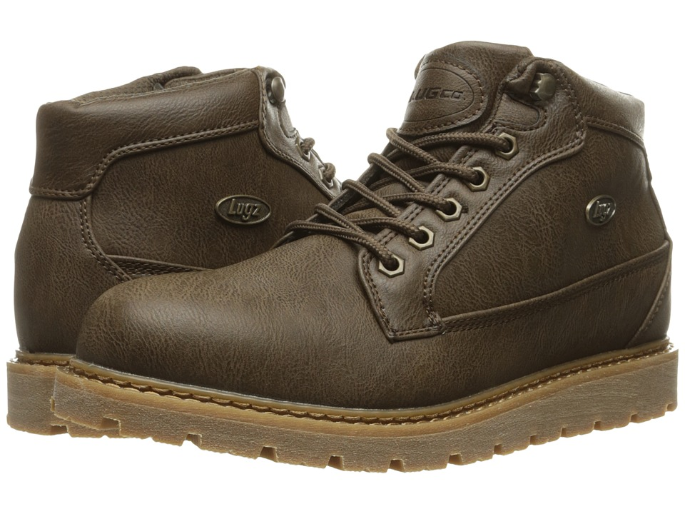 Lugz Gravel (Coffee/Gum) Men