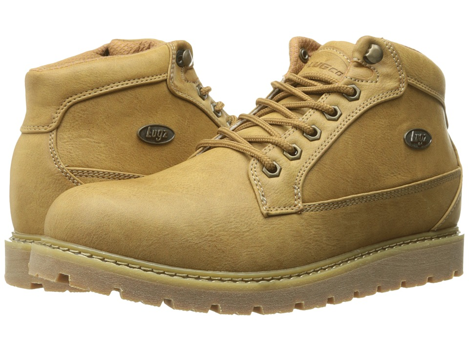 Lugz Gravel (Cashew/Light Gum/Gum) Men