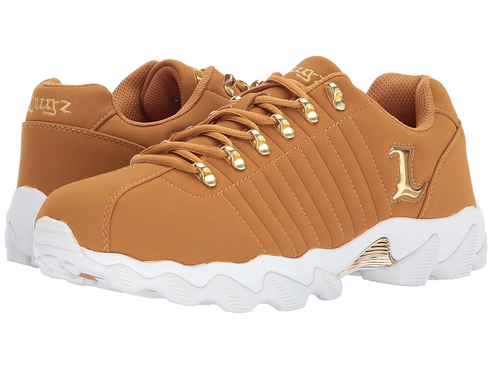 Lugz - Fortitude (Golden Wheat/Gold) Men's Shoes