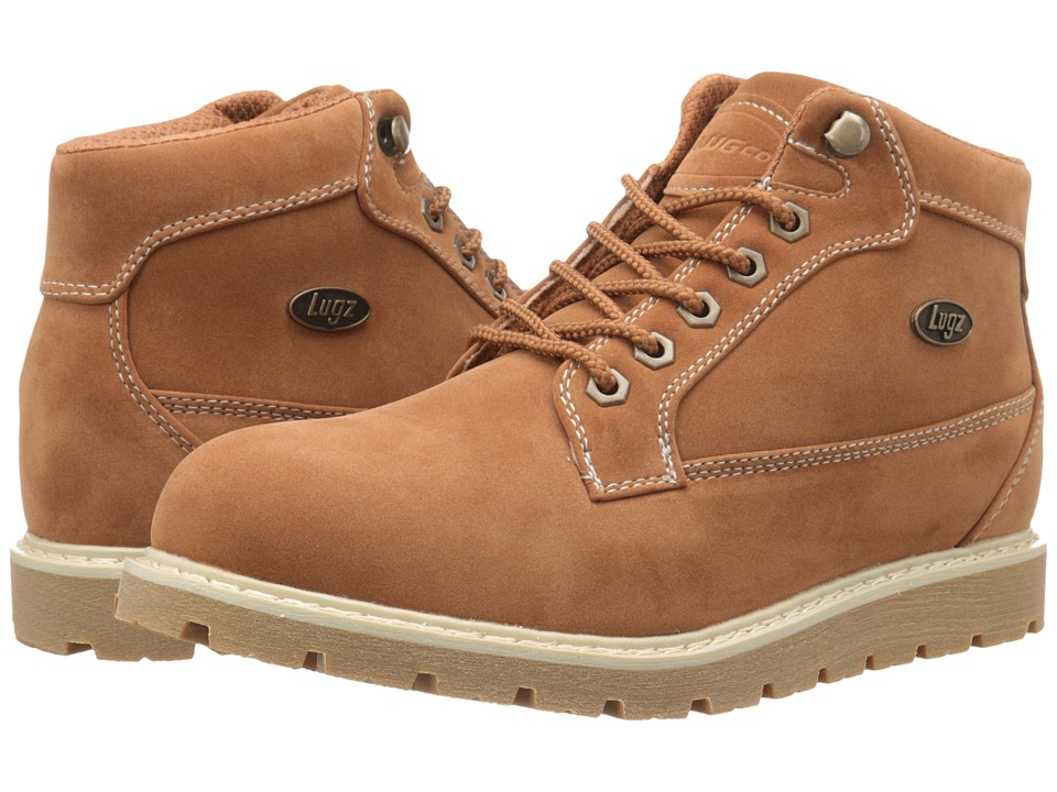 Lugz Gravel (Rust/Cream/Gum) Men
