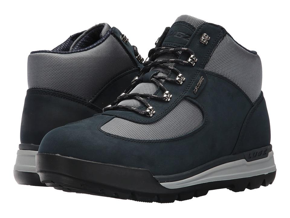 Lugz - Flank (Navy/Grey/Black) Men's Shoes