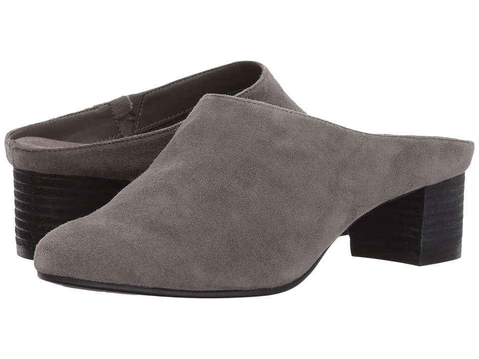 Aerosoles Crash Pad (Dark Gray Suede) Women