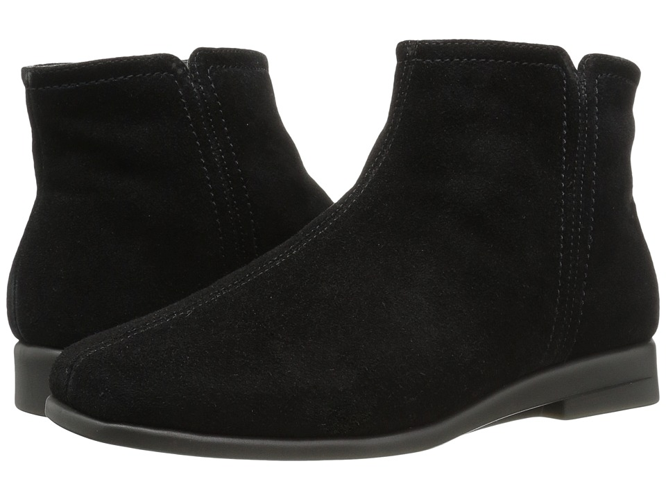 Aerosoles Double Trouble 2 (Black Suede) Women