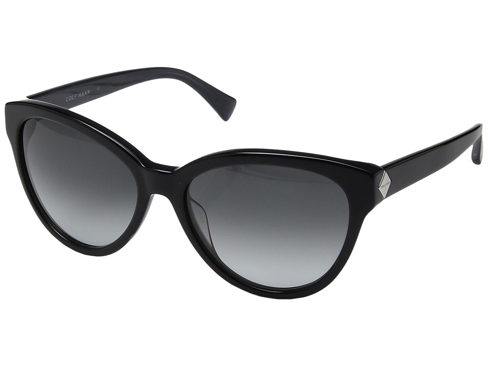 Cole Haan - C H7002 (Black) Fashion Sunglasses