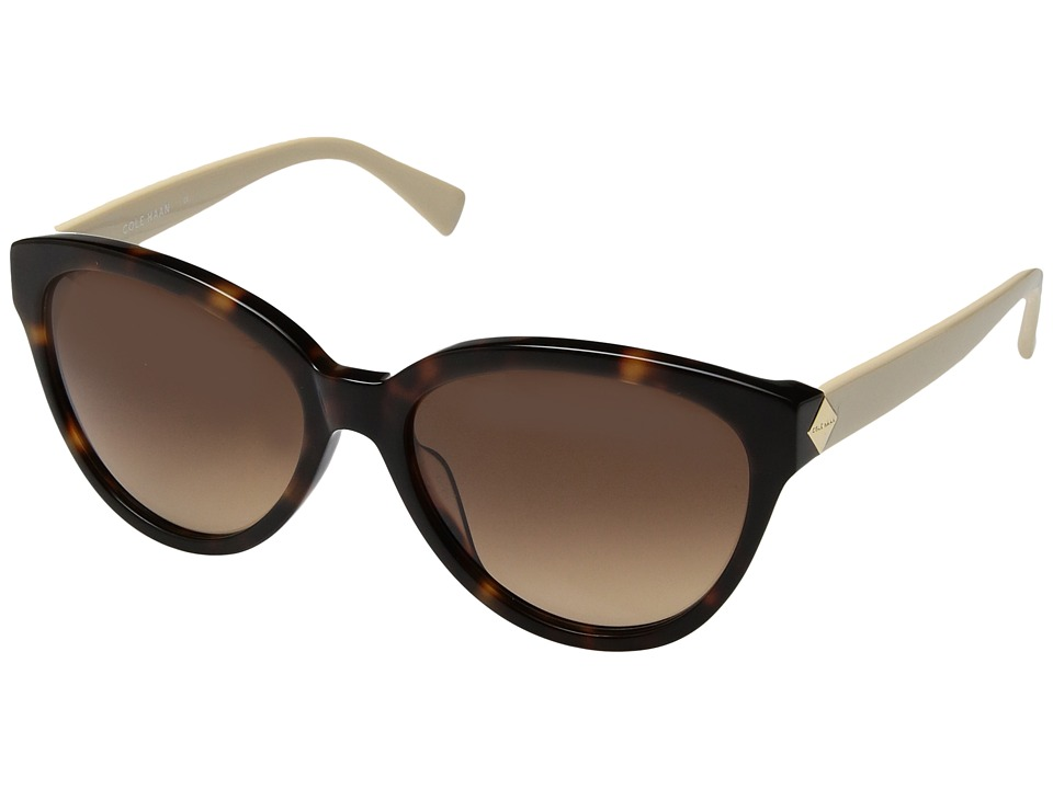 Cole Haan - C H7002 (Soft Tortoise) Fashion Sunglasses