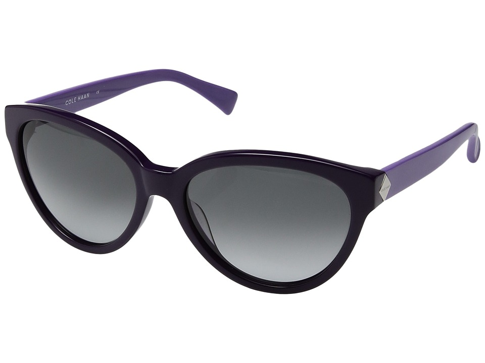 Cole Haan - C H7002 (Purple) Fashion Sunglasses