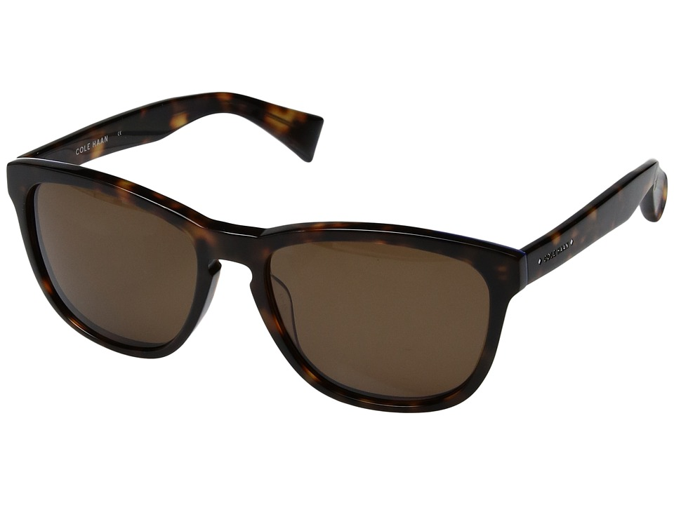 Cole Haan - C H6004 (Soft Tortoise) Fashion Sunglasses