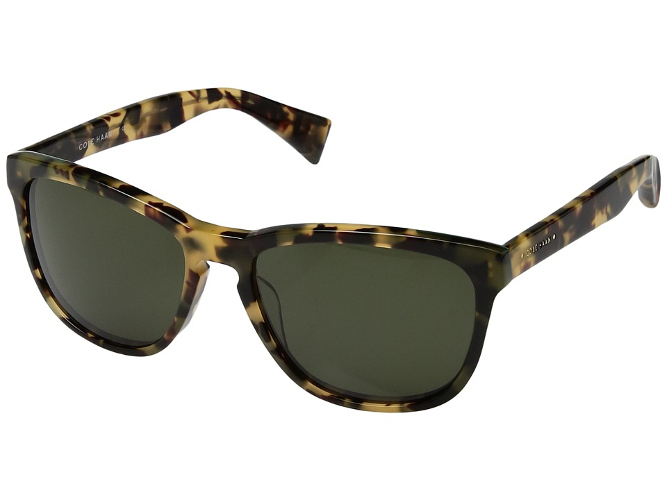 Cole Haan - C H6004 (Fatigue Tortoise) Fashion Sunglasses