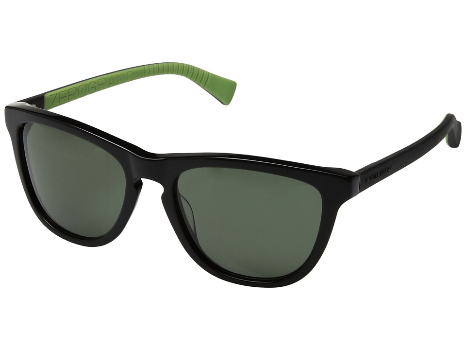 Cole Haan - C H6017 (Black) Fashion Sunglasses
