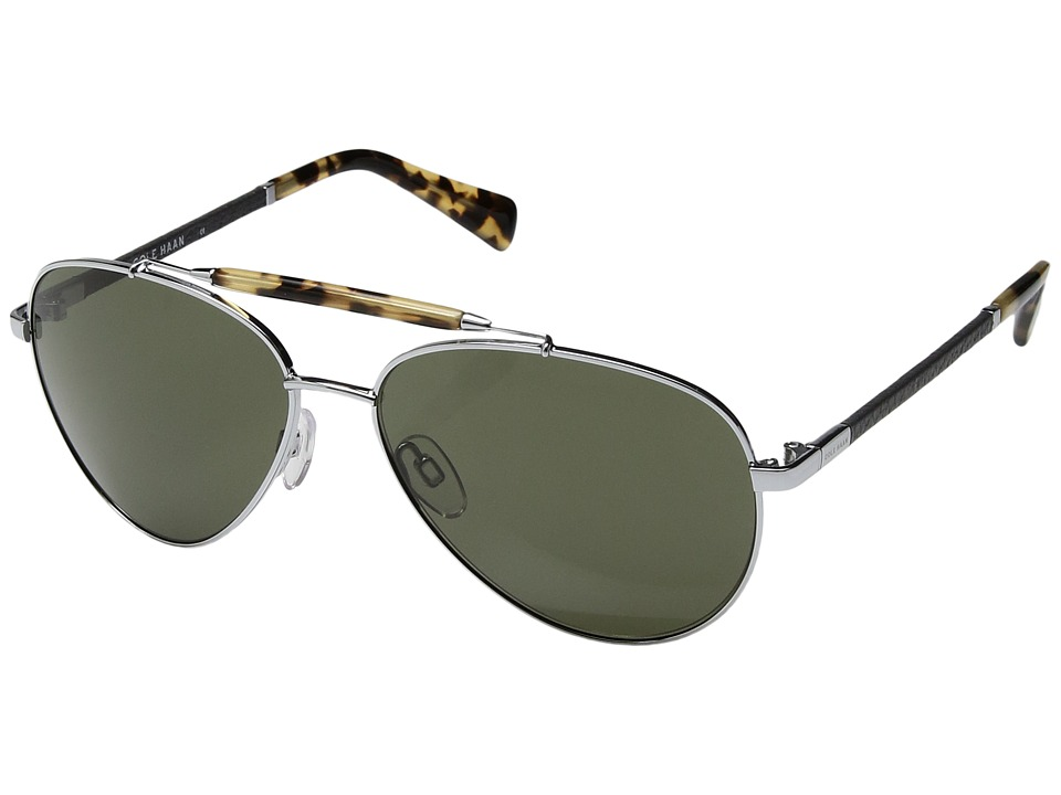 Cole Haan - C H6002 (Light Gunmetal) Fashion Sunglasses