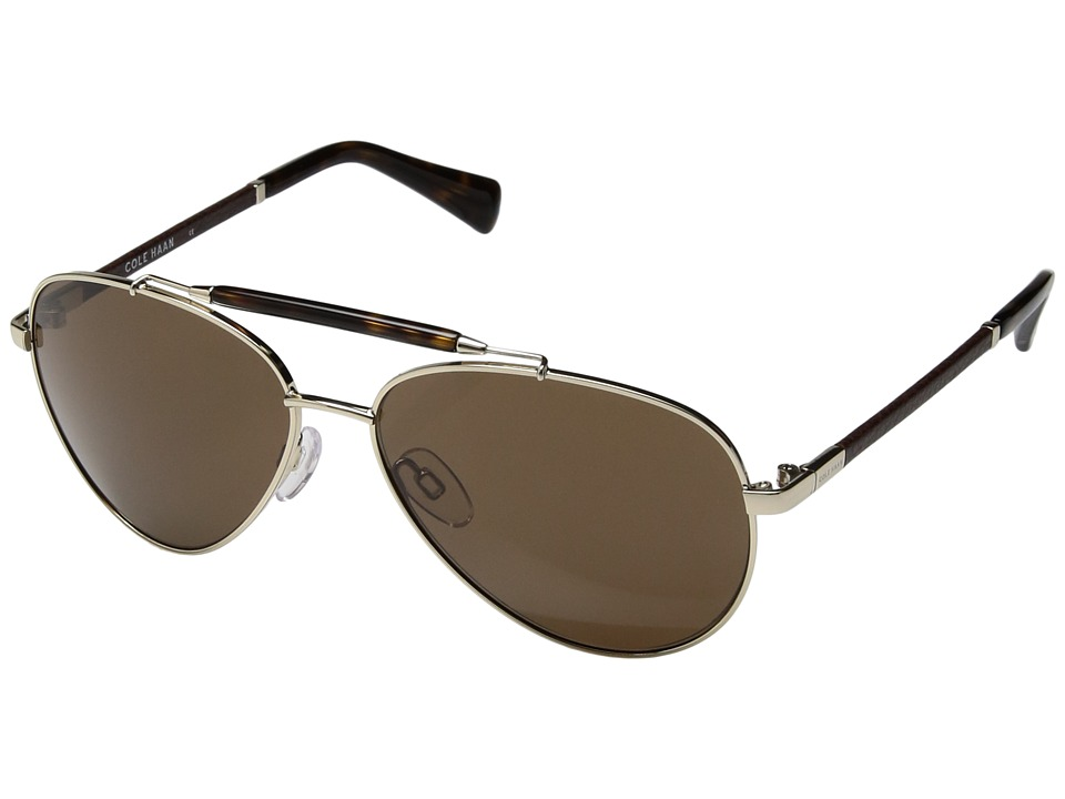 Cole Haan - C H6002 (Gold) Fashion Sunglasses