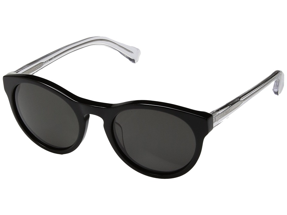 Cole Haan - C H6008 (Black) Fashion Sunglasses