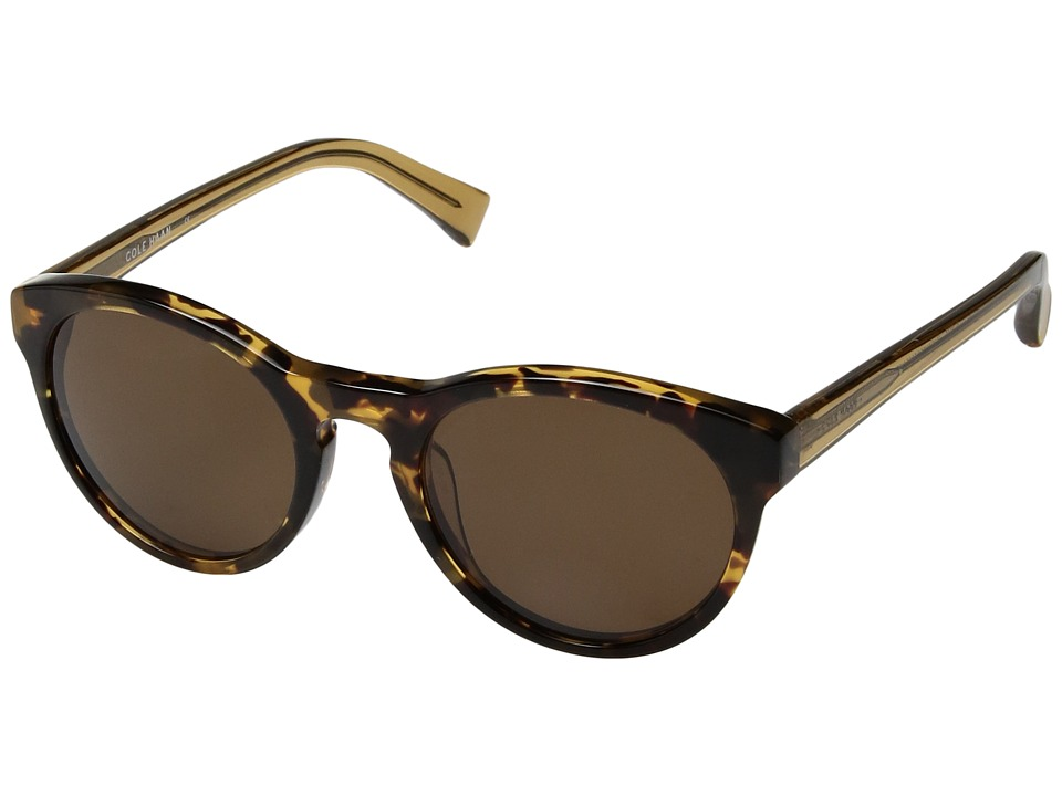 Cole Haan - C H6008 (Amber Tortoise) Fashion Sunglasses