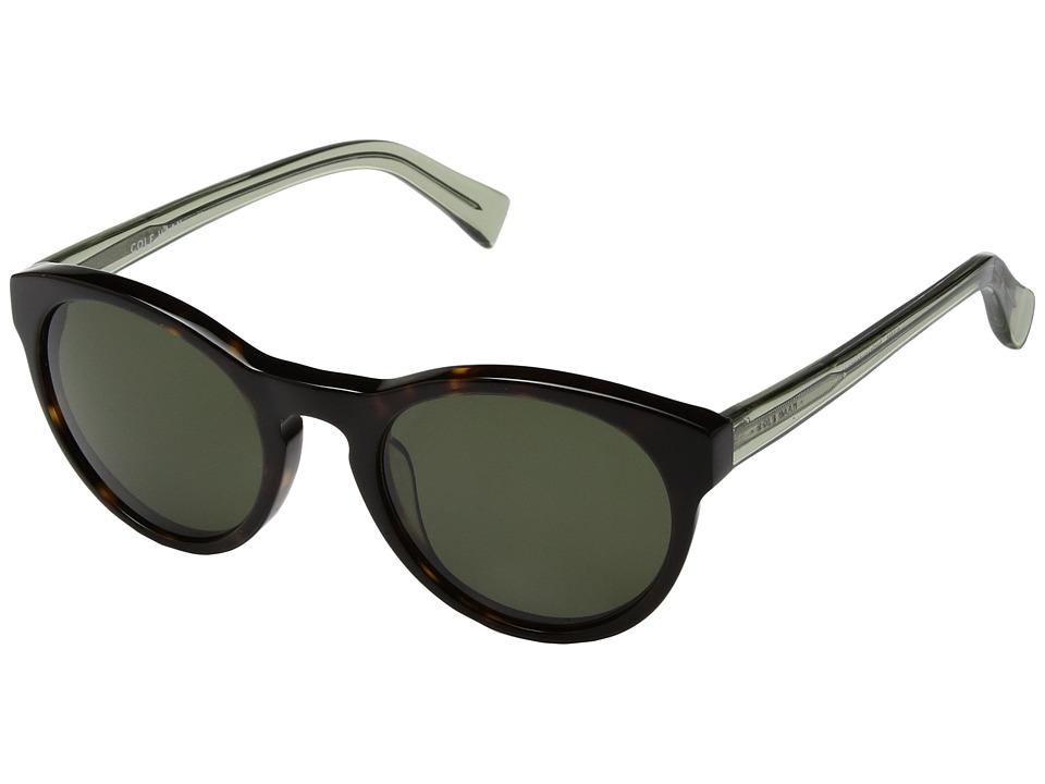 Cole Haan - C H6008 (Dark Tortoise) Fashion Sunglasses