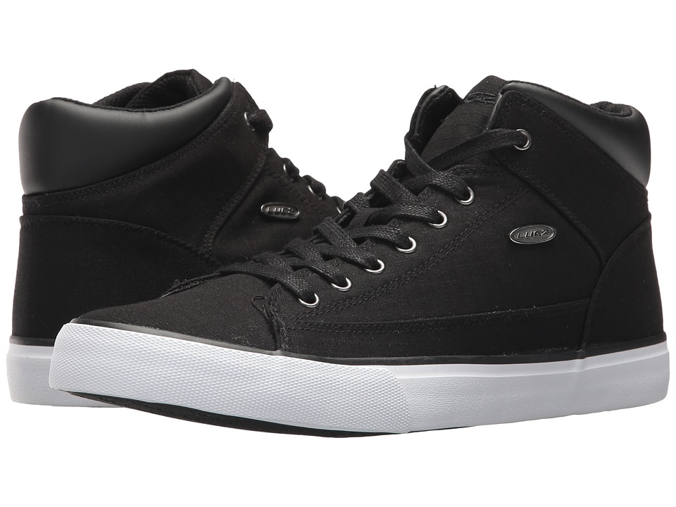 Lugz - Scepter (Black/White) Men's Shoes