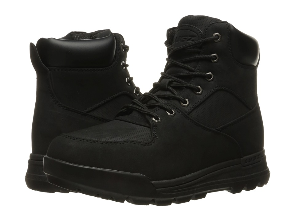 Lugz - Sentry (Black) Men's Shoes