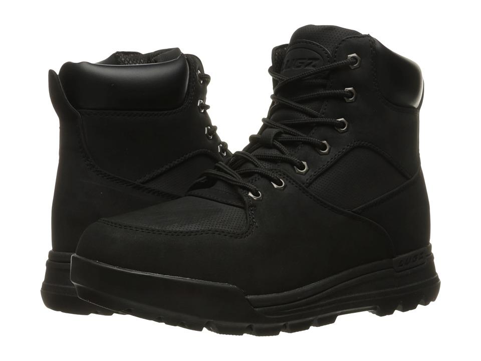 Lugz - Sentry (Black) Men's Shoes