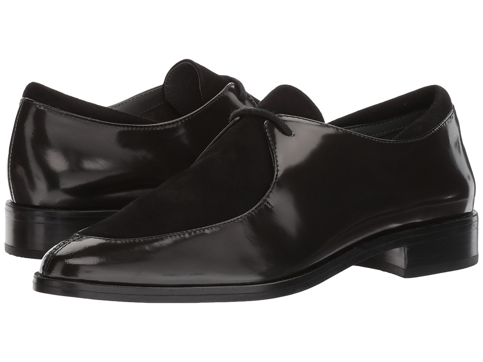 Aerosoles East Village (Black Leather) Women