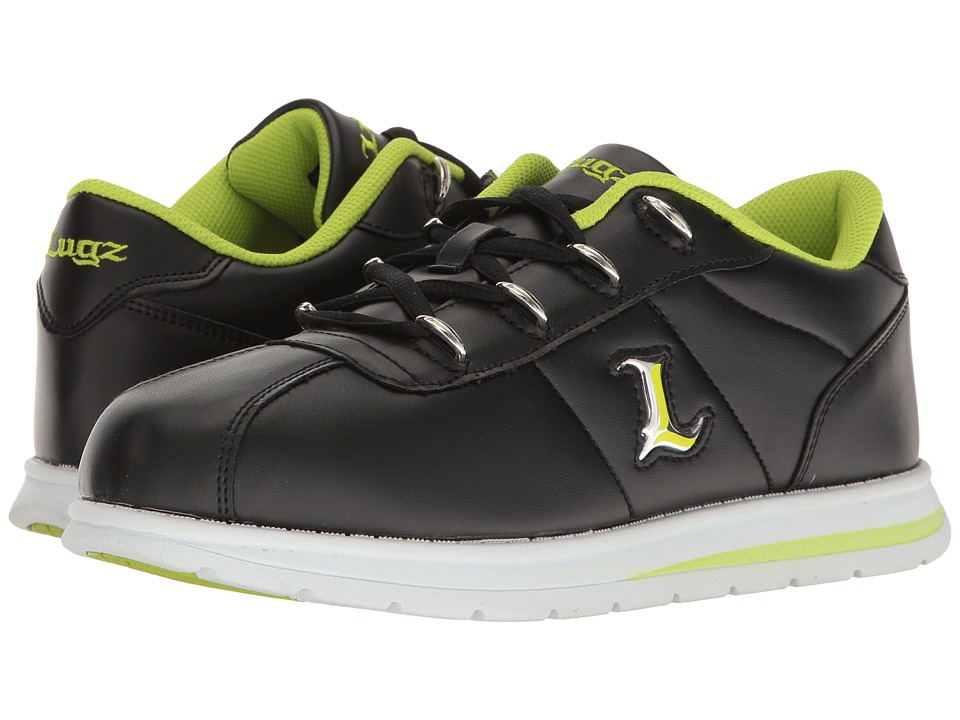 Lugz - ZROCS (Black/Lime Green/White) Men's Shoes