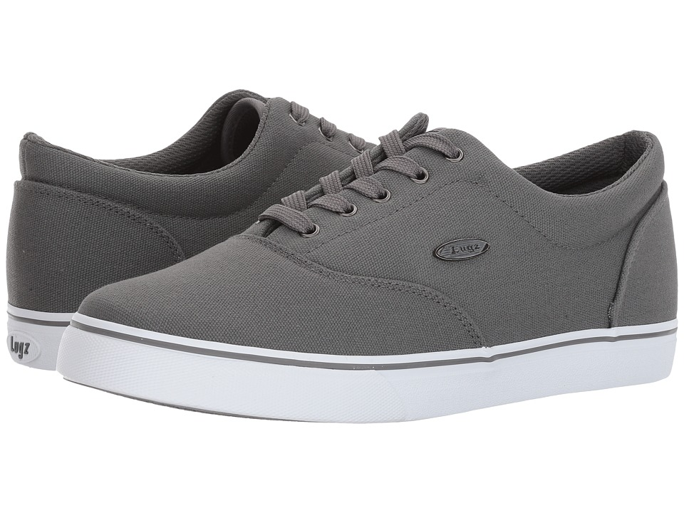 Lugz Vet CC (Charcoal/White) Men