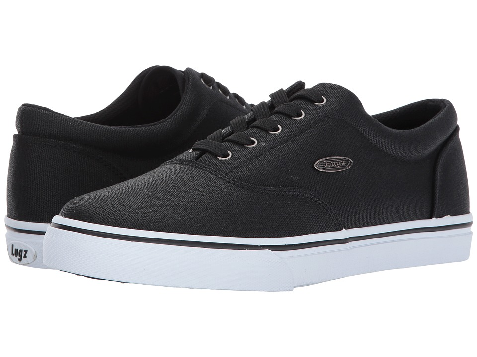 Lugz Vet CC (Black/White) Men