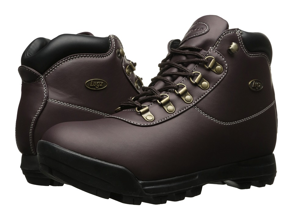 Lugz - Torque (Oxblood/Black) Men's Shoes
