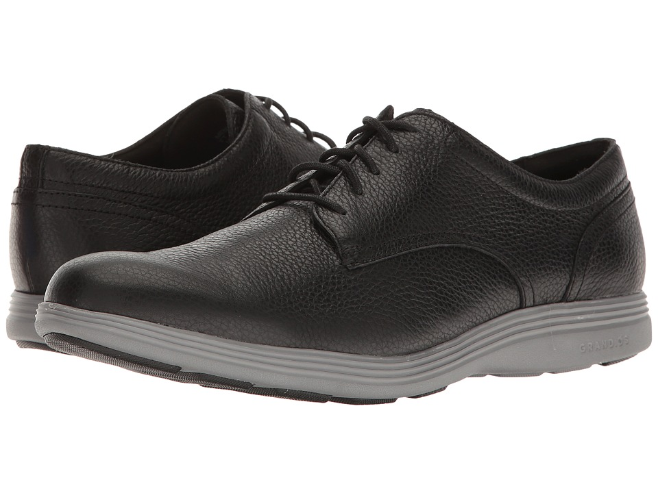 Cole Haan Grand Tour Plain Ox (Black/Caviar) Men