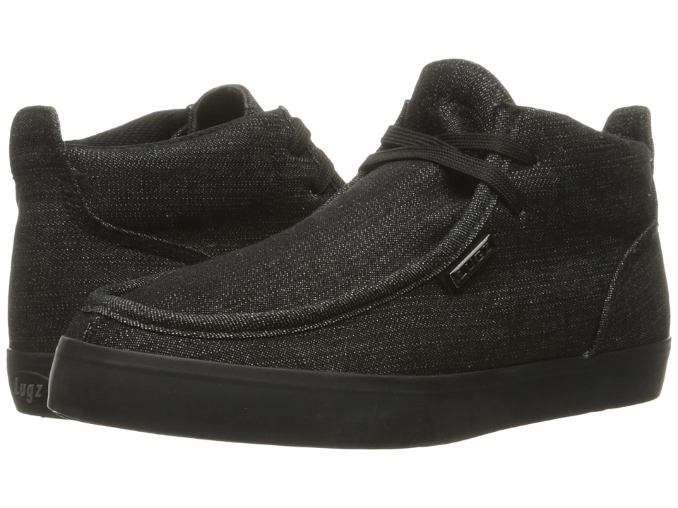 Lugz Strider Denim (Black) Men