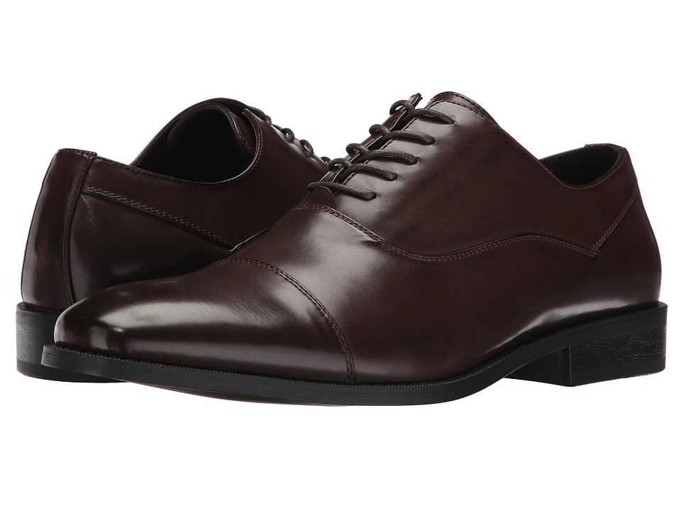 Kenneth Cole Unlisted - Half Time (Brown) Men's Shoes