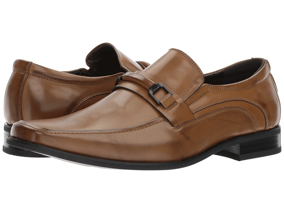 Kenneth Cole Unlisted Design 301432 (Cognac) Men