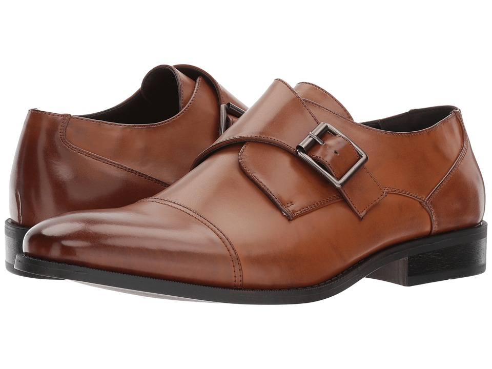 Kenneth Cole Unlisted Design 30134 (Cognac) Men